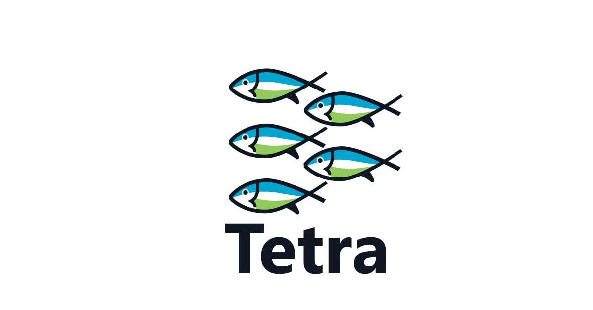 Tetra: Brand identity