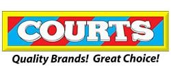 Courts Fiji - logo